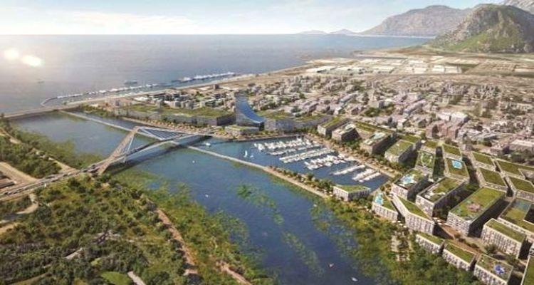 Kanal İstanbul'un iki tarafına örnek şehirler inşa edilecek