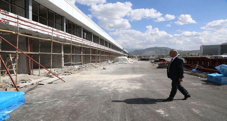 Kayseri Büyükşehir Belediyesi 19 adet dükkan satışa sunuyor