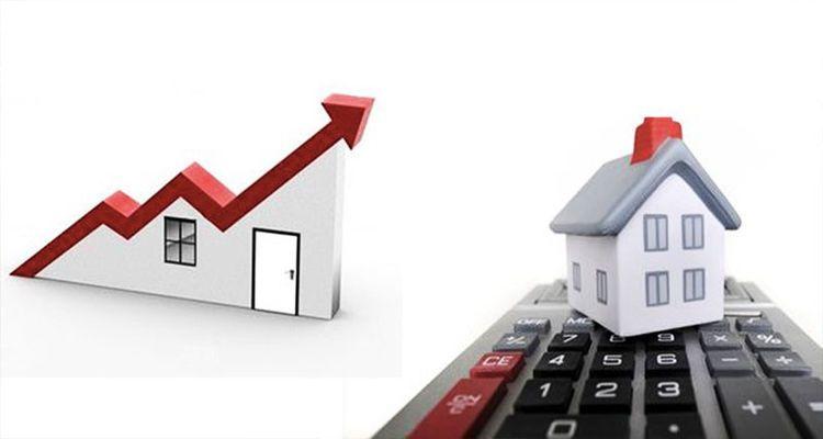 Konut kredisi faizleri yeniden yüzde 1'in üstünde