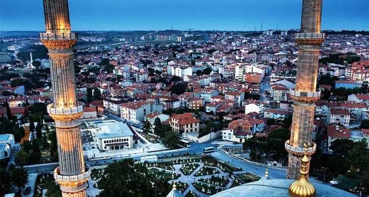 Konut satışlarında Edirne 40'ıncı sırada yer alıyor