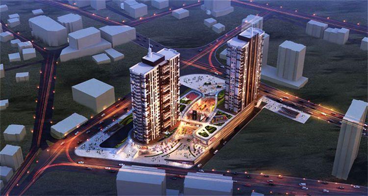 Luxera Meydan projesinde teslimler Aralık 2019'da yapılacak