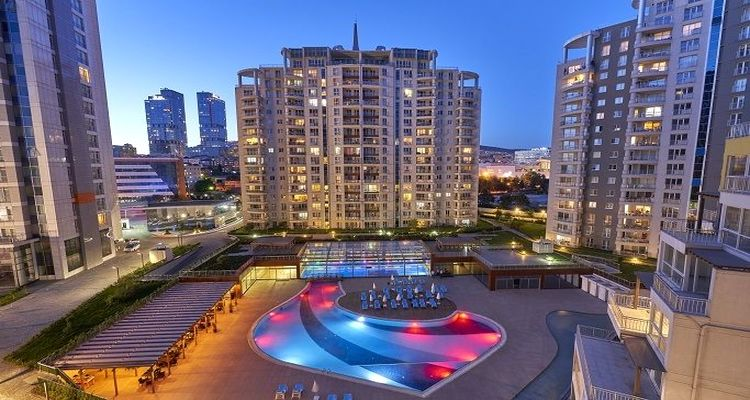 Nuvo Dragos 120 ay taksit ve yüzde 1 KDV imkanıyla ev sahibi yapıyor