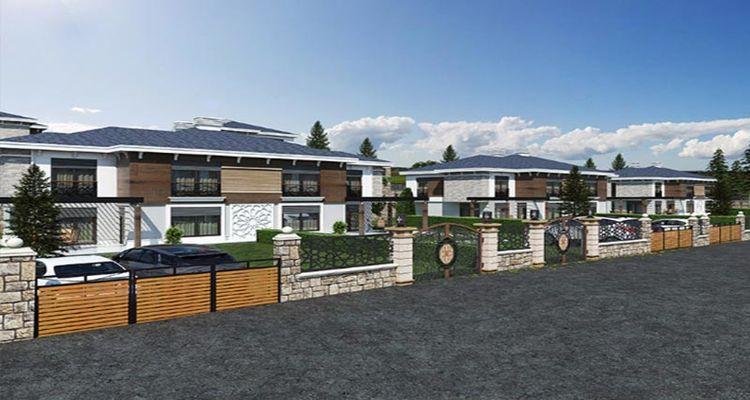 Paşazade Villaları kişiye özel tasarım seçenekleri sunuyor