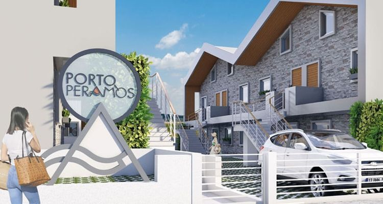 Porto Peramos projesinde satışlar devam ediyor