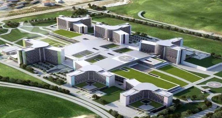 Sancaktepe Şehir Hastanesi ihalesi 3. kez ertelendi