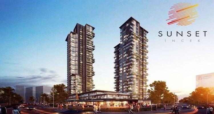 Sunset İncek projesinde dairelere +1 seçeneği sunuluyor