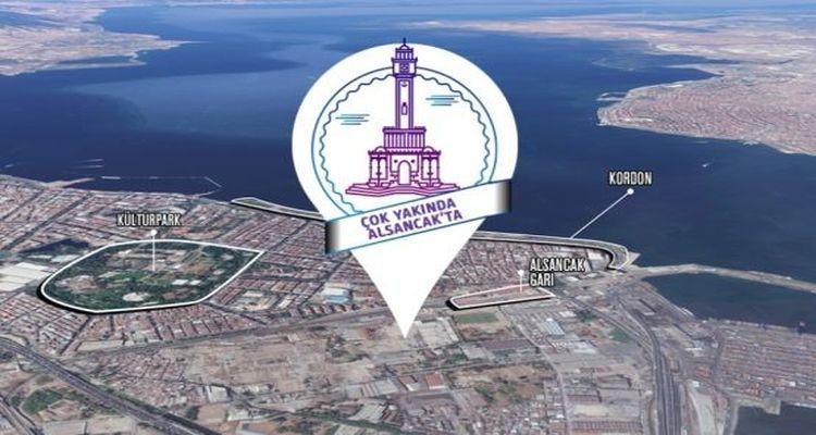 Teknik Yapı-Halk GYO Alsancak projesinin ismi belli oldu