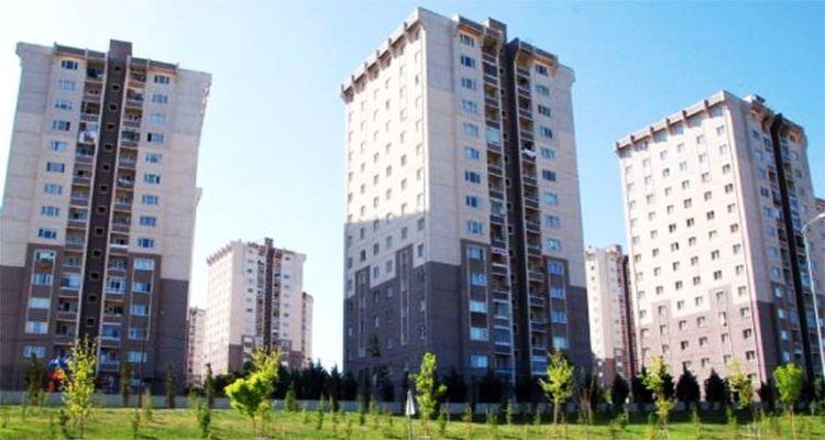 TOKİ 7 bin lira peşinatla ev sahibi yapıyor