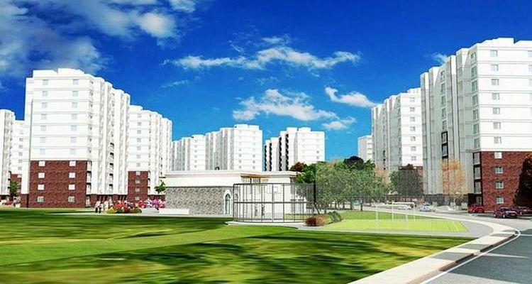 TOKİ Kahramanmaraş'ta 624 konut inşa edecek