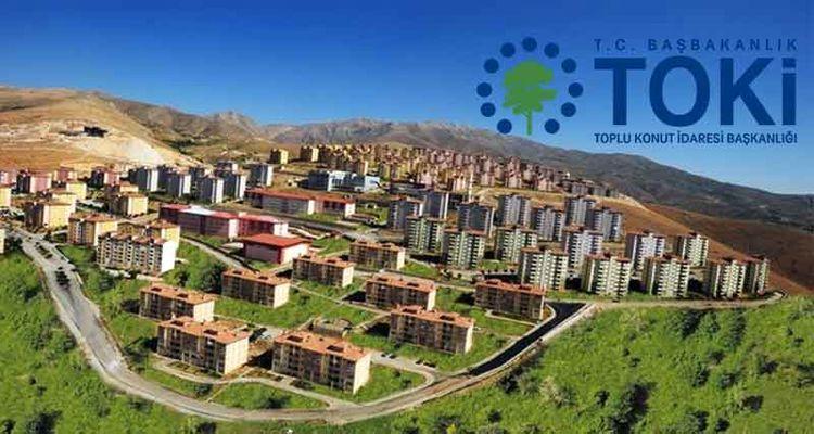 TOKİ Malatya Arapgir'de 161 konut inşa edecek