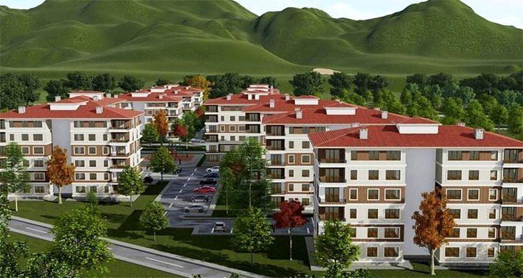TOKİ Mersin'de 262 adet konut inşa edecek