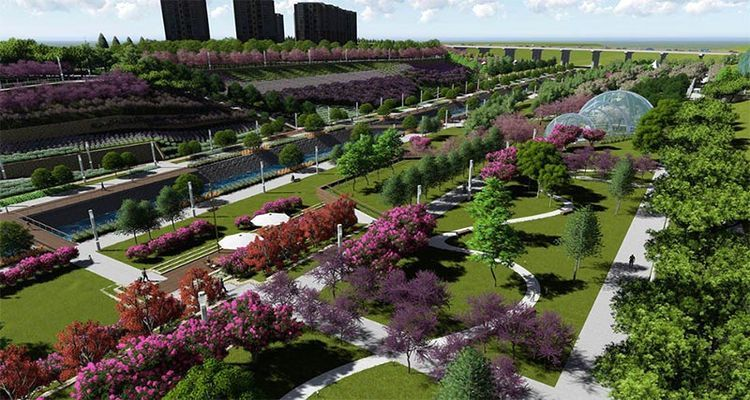 TOKİ Park Kayaşehir projesinde sona gelindi