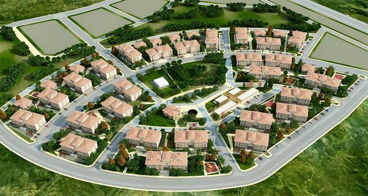 TOKİ Sakarya'da 448 yazlık konut inşa ediyor