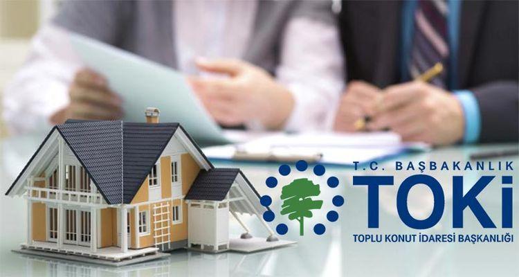 TOKİ'nin 11 ilde satışa çıkardığı bin 52 konut için başvurular bugün başlıyor