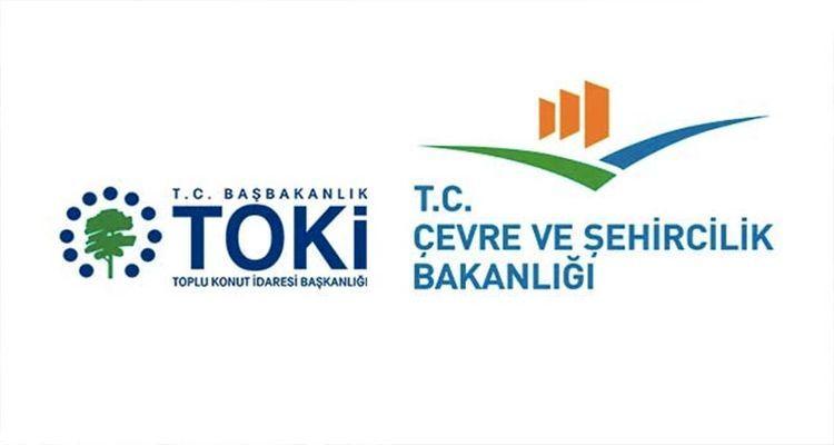 Toplu Konut İdaresi Başkanlığı yeni KHK ile, Çevre ve Şehircilik Bakanlığı'na bağlandı