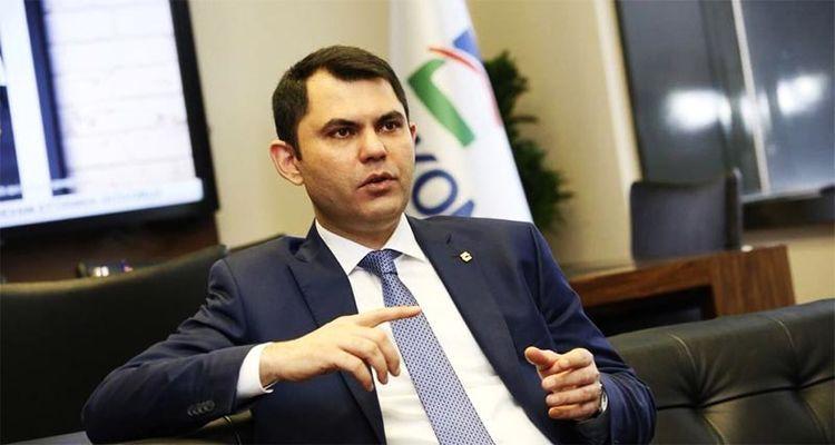 Yeni dönemin ilk Çevre ve Şehircilik Bakanı Murat Kurum oldu
