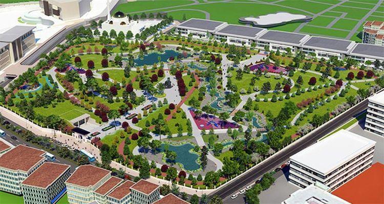 Zeytinburnu Millet Bahçesi için geri sayım başladı
