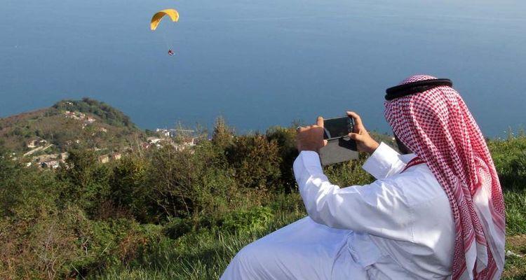 Arap yatırımcılar Karadeniz'de fındık bahçesi almaya başladı