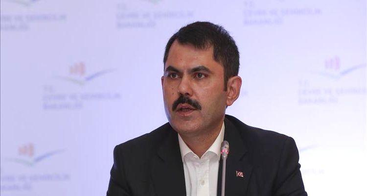 Bakan Kurum: İnşaat sektörü ülkenin gururu