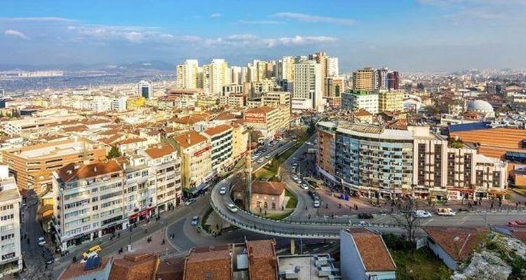 Bursa Büyükşehir Belediyesi'nden satılık gayrimenkul