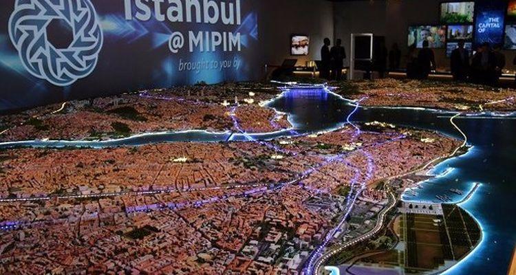 Dünyanın en büyük gayrimenkul fuarında Türkiye oturumu düzenlendi