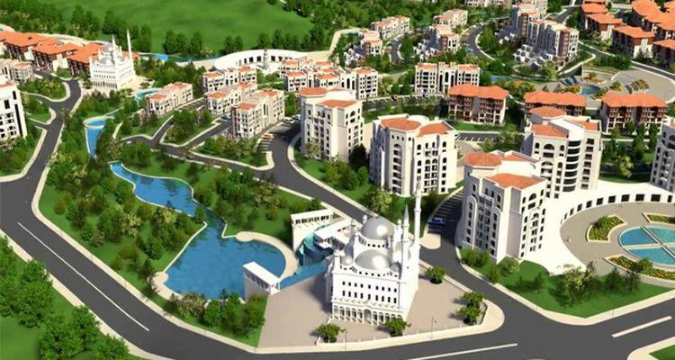 Elmadağ kentsel dönüşüm projesinde teslim tarihi açıklandı