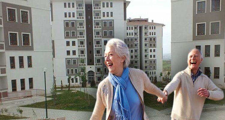 Emekliye Uygun Fiyatlı Konut Fırsatı