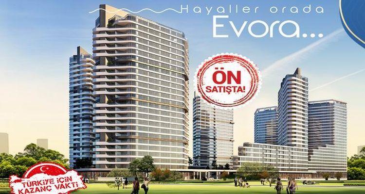 Evora İzmir'de ön satışlar başladı