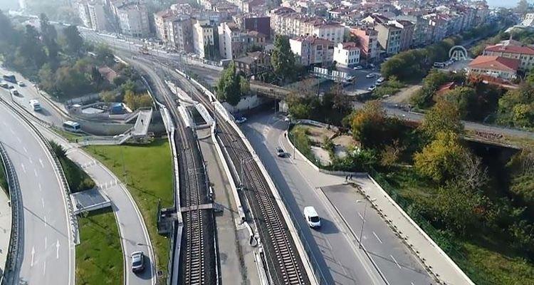 Gebze-Halkalı banliyö hattının 12 Mart'ta açılacağı duyuruldu