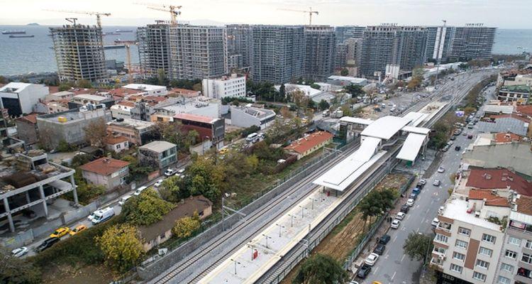 Gebze-Halkalı Banliyö Tren Hattı emlak fiyatlarını uçurdu