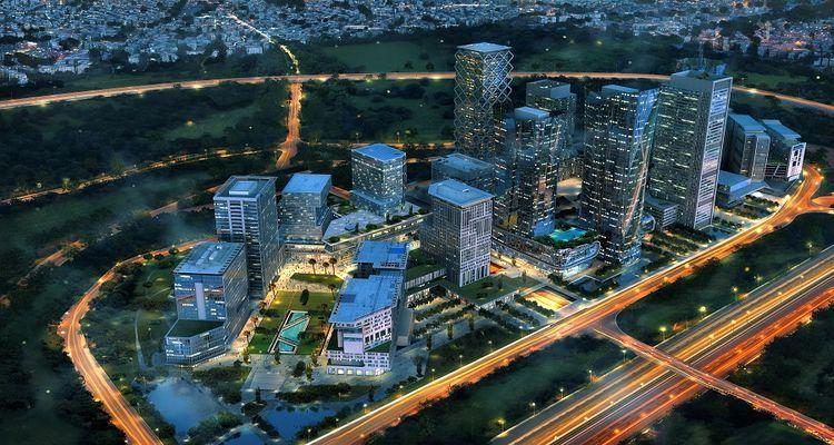 İstanbul Finans Merkezi'nde çalışmalar sürüyor