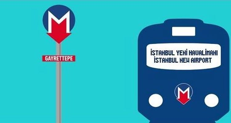 İstanbul Havalimanı'na Metro Ulaşımında Son Durum