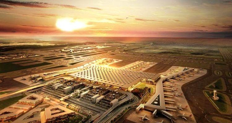 İstanbul Yeni Havalimanı 29 Ekim'de açılacak