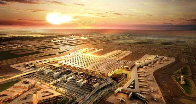 İstanbul Yeni Havalimanı ulaşım ihalesi tamamlandı