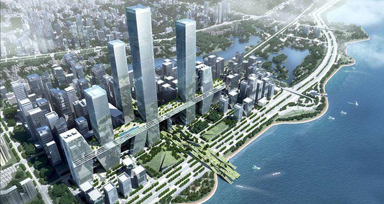 Japonya'da 'Süper şehir' kuruluyor