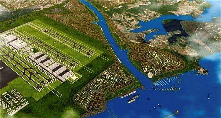 Kanal İstanbul projesiyle ilgili çarpıcı açıklama