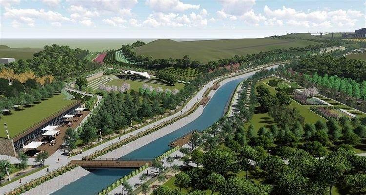 Kayaşehir Millet Bahçesi'nde çalışmalar başlıyor