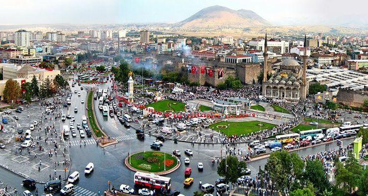 Kayseri Büyükşehir Belediyesi'nden satılık 14 arsa