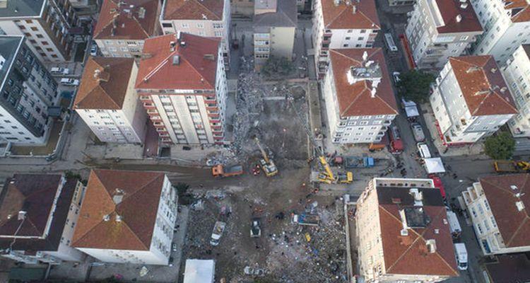 Riskli binalarda oturulmaya izin verilmeyecek