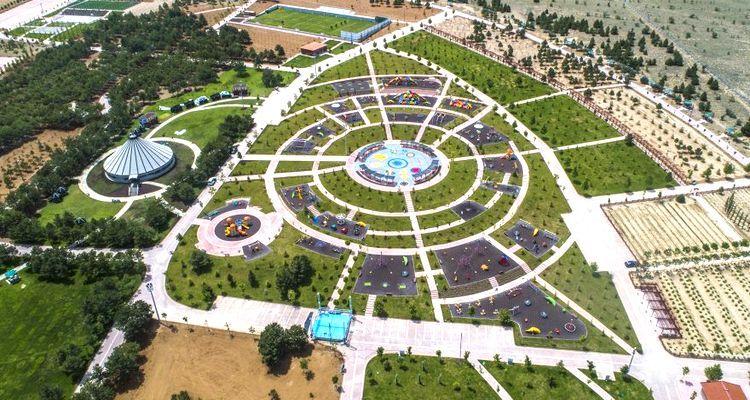 Şehirlerdeki sanayi alanları Millet Bahçesi olacak