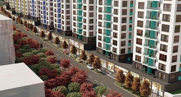 Şehr-i Bağcılar projesinde 1201 daire satışta