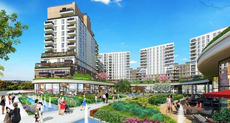 Sinpaş Metrolife projesi doğa ile şehir hayatını bir arada sunuyor
