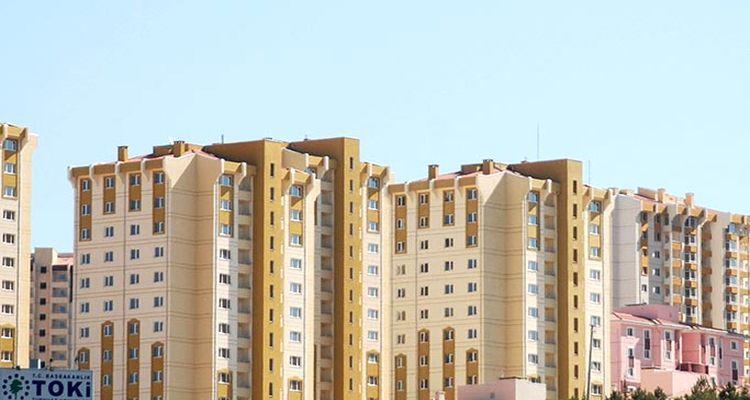 TOKİ Diyarbakır Üçkuyu projesinde başvurular başladı