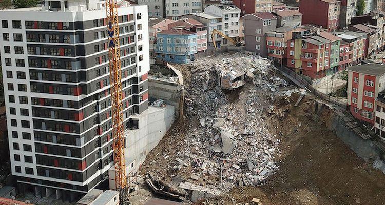TOKİ Kağıthane'de kentsel dönüşüm yapacak