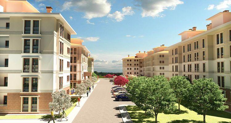 TOKİ, Kırklareli'nde 535 konut inşa edecek