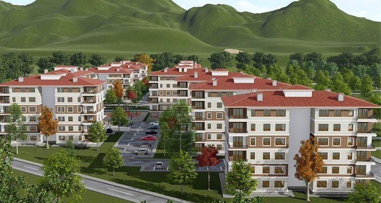 TOKİ'den Bursa Orhangazi'ye 292 yeni konut
