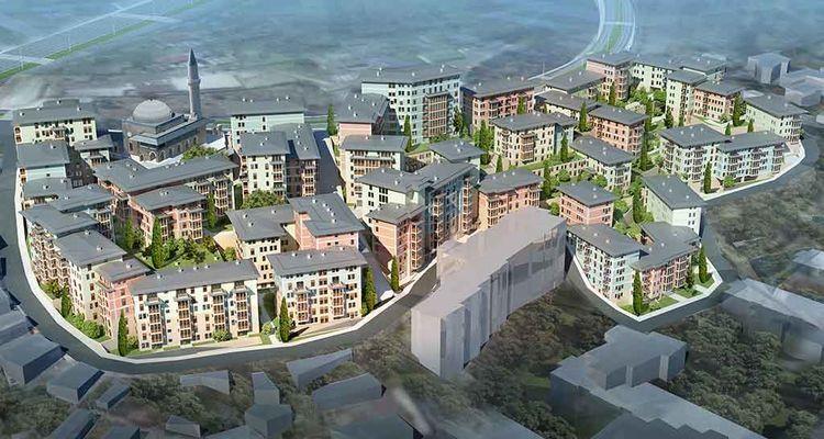 TOKİ'nin İstanbul ve İzmir projelerinde çalışmalar sürüyor