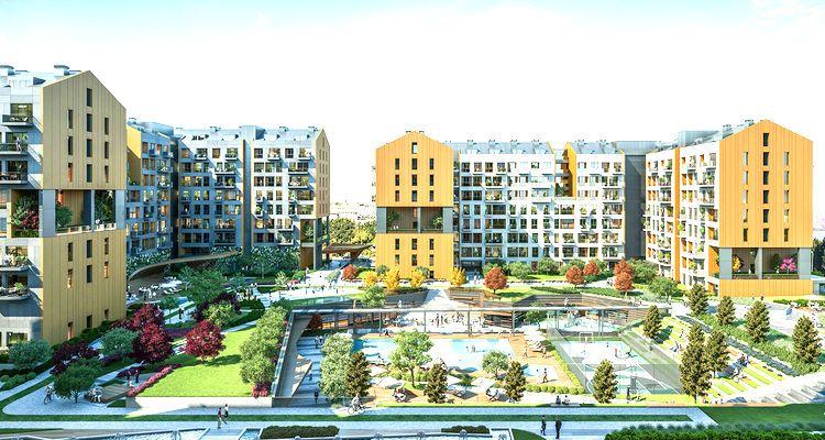 3S Firuze Konakları projesinde kira garantisi sunuldu