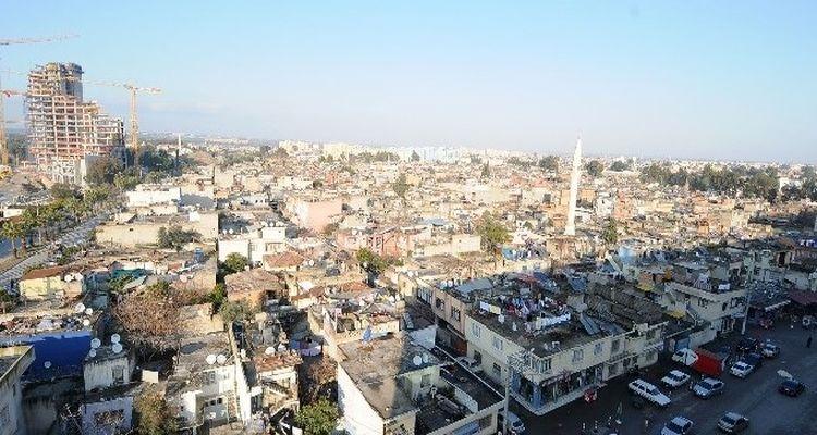 Adana Sinanpaşa Kentsel Dönüşüm Projesi yeniden başlıyor