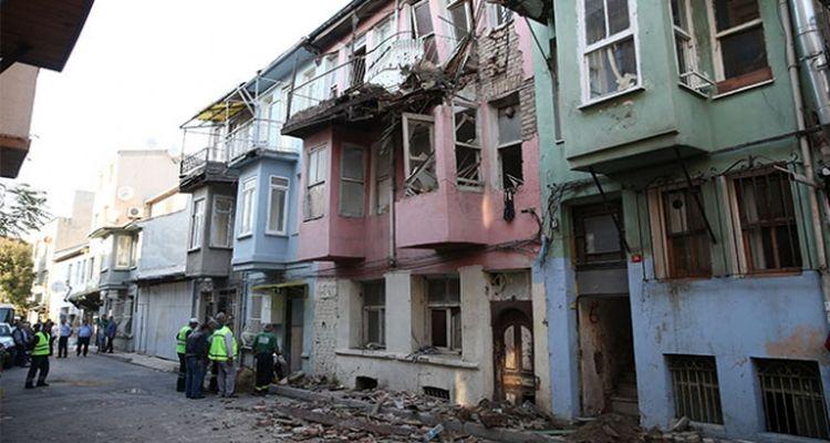 Adana'da 9 riskli bina tespit edildi